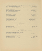 Page 15, 1894 Edition, Dartmouth College - Aegis Yearbook (Hanover, NH) online yearbook collection