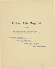Page 10, 1895 Edition, Dartmouth College - Aegis Yearbook (Hanover, NH) online yearbook collection
