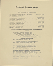 Page 14, 1895 Edition, Dartmouth College - Aegis Yearbook (Hanover, NH) online yearbook collection