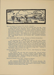 Page 10, 1904 Edition, Dartmouth College - Aegis Yearbook (Hanover, NH) online yearbook collection