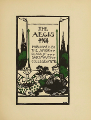 Page 5, 1904 Edition, Dartmouth College - Aegis Yearbook (Hanover, NH) online yearbook collection