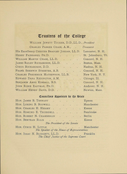 Page 9, 1904 Edition, Dartmouth College - Aegis Yearbook (Hanover, NH) online yearbook collection