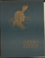 Page 1, 1905 Edition, Dartmouth College - Aegis Yearbook (Hanover, NH) online yearbook collection