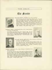 Page 17, 1905 Edition, Dartmouth College - Aegis Yearbook (Hanover, NH) online yearbook collection