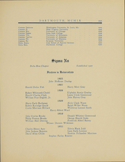 Page 284, 1909 Edition, Dartmouth College - Aegis Yearbook (Hanover, NH) online yearbook collection