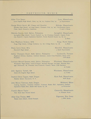 Page 54, 1909 Edition, Dartmouth College - Aegis Yearbook (Hanover, NH) online yearbook collection