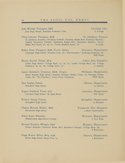 Page 55, 1909 Edition, Dartmouth College - Aegis Yearbook (Hanover, NH) online yearbook collection