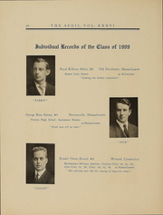 Page 59, 1909 Edition, Dartmouth College - Aegis Yearbook (Hanover, NH) online yearbook collection