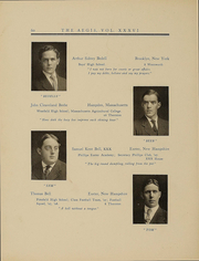 Page 63, 1909 Edition, Dartmouth College - Aegis Yearbook (Hanover, NH) online yearbook collection