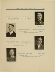 Page 66, 1909 Edition, Dartmouth College - Aegis Yearbook (Hanover, NH) online yearbook collection