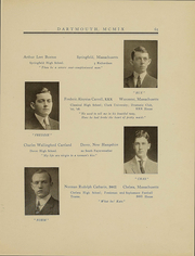 Page 68, 1909 Edition, Dartmouth College - Aegis Yearbook (Hanover, NH) online yearbook collection