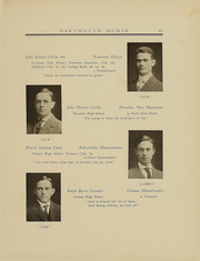 Page 70, 1909 Edition, Dartmouth College - Aegis Yearbook (Hanover, NH) online yearbook collection
