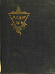 Dartmouth College - Aegis Yearbook (Hanover, NH) online yearbook collection, 1916 Edition, Page 1