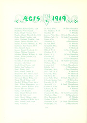 Page 166, 1919 Edition, Dartmouth College - Aegis Yearbook (Hanover, NH) online yearbook collection