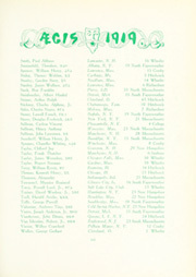 Page 167, 1919 Edition, Dartmouth College - Aegis Yearbook (Hanover, NH) online yearbook collection
