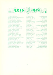 Page 168, 1919 Edition, Dartmouth College - Aegis Yearbook (Hanover, NH) online yearbook collection