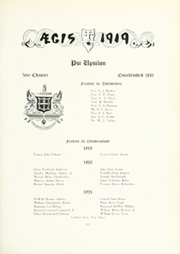 Page 179, 1919 Edition, Dartmouth College - Aegis Yearbook (Hanover, NH) online yearbook collection