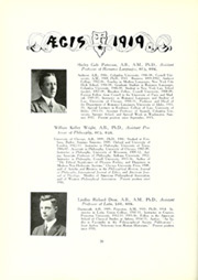 Page 72, 1919 Edition, Dartmouth College - Aegis Yearbook (Hanover, NH) online yearbook collection