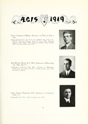 Page 73, 1919 Edition, Dartmouth College - Aegis Yearbook (Hanover, NH) online yearbook collection