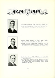 Page 74, 1919 Edition, Dartmouth College - Aegis Yearbook (Hanover, NH) online yearbook collection