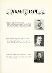 Page 75, 1919 Edition, Dartmouth College - Aegis Yearbook (Hanover, NH) online yearbook collection