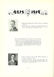 Page 76, 1919 Edition, Dartmouth College - Aegis Yearbook (Hanover, NH) online yearbook collection