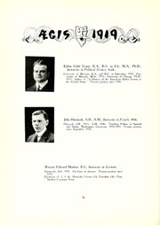Page 78, 1919 Edition, Dartmouth College - Aegis Yearbook (Hanover, NH) online yearbook collection