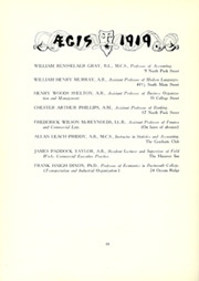 Page 86, 1919 Edition, Dartmouth College - Aegis Yearbook (Hanover, NH) online yearbook collection