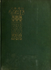 Dartmouth College - Aegis Yearbook (Hanover, NH) online yearbook collection, 1920 Edition, Page 1