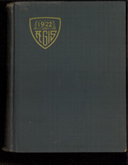 Dartmouth College - Aegis Yearbook (Hanover, NH) online yearbook collection, 1922 Edition, Page 1