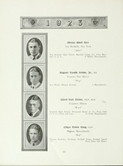 Page 164, 1923 Edition, Dartmouth College - Aegis Yearbook (Hanover, NH) online yearbook collection