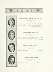 Page 167, 1923 Edition, Dartmouth College - Aegis Yearbook (Hanover, NH) online yearbook collection