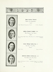 Page 171, 1923 Edition, Dartmouth College - Aegis Yearbook (Hanover, NH) online yearbook collection