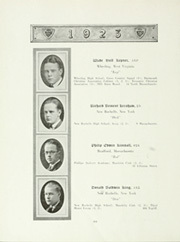 Page 172, 1923 Edition, Dartmouth College - Aegis Yearbook (Hanover, NH) online yearbook collection