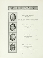 Page 174, 1923 Edition, Dartmouth College - Aegis Yearbook (Hanover, NH) online yearbook collection