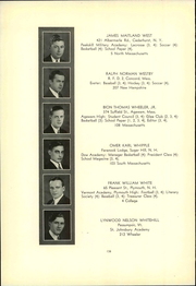 Page 146, 1935 Edition, Dartmouth College - Aegis Yearbook (Hanover, NH) online yearbook collection