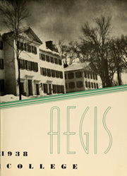 Page 9, 1938 Edition, Dartmouth College - Aegis Yearbook (Hanover, NH) online yearbook collection