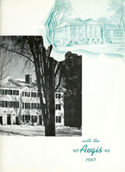 Page 7, 1946 Edition, Dartmouth College - Aegis Yearbook (Hanover, NH) online yearbook collection