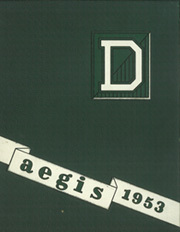 Page 1, 1953 Edition, Dartmouth College - Aegis Yearbook (Hanover, NH) online yearbook collection