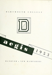 Page 5, 1953 Edition, Dartmouth College - Aegis Yearbook (Hanover, NH) online yearbook collection