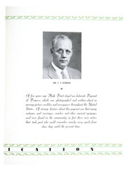 Page 11, 1934 Edition, High Point University - Zenith Yearbook (High Point, NC) online yearbook collection