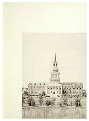 Page 15, 1935 Edition, High Point University - Zenith Yearbook (High Point, NC) online yearbook collection