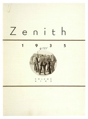 Page 7, 1935 Edition, High Point University - Zenith Yearbook (High Point, NC) online yearbook collection