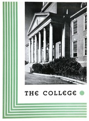 Page 13, 1937 Edition, High Point University - Zenith Yearbook (High Point, NC) online yearbook collection