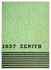 Page 3, 1937 Edition, High Point University - Zenith Yearbook (High Point, NC) online yearbook collection