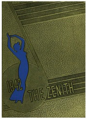 Page 1, 1942 Edition, High Point University - Zenith Yearbook (High Point, NC) online yearbook collection
