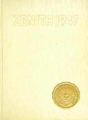 Page 1, 1947 Edition, High Point University - Zenith Yearbook (High Point, NC) online yearbook collection