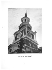 Page 11, 1947 Edition, High Point University - Zenith Yearbook (High Point, NC) online yearbook collection