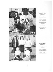 Page 16, 1947 Edition, High Point University - Zenith Yearbook (High Point, NC) online yearbook collection
