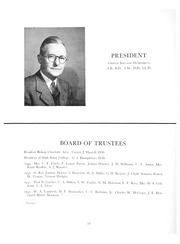 Page 14, 1949 Edition, High Point University - Zenith Yearbook (High Point, NC) online yearbook collection